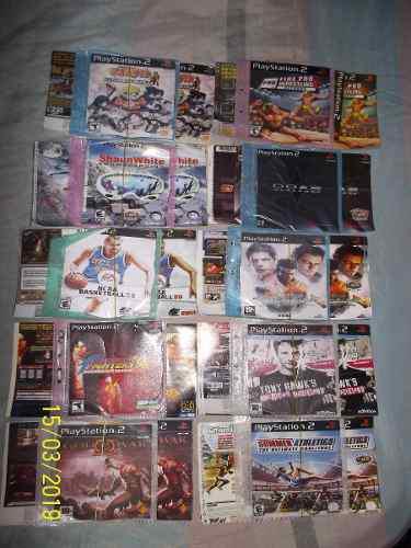 Juegos De Ps2 Y Venta Papeleria Vol 2