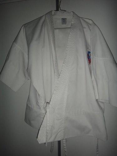 Kimono Bushido Talla 2