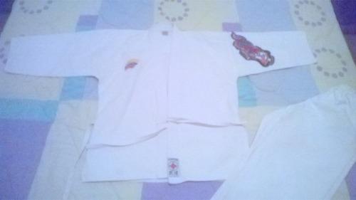 Kimono, Uniforme De Karate Marca Lopfre