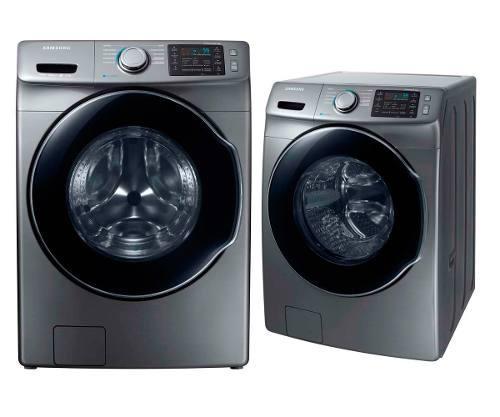 Lavadora Automática De 20 Kg Samsung Wf20m5500ap