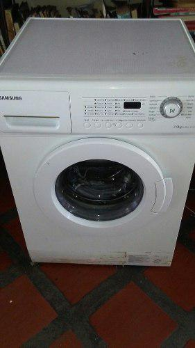 Lavadora Samsung 7 Kg Carga Frontal