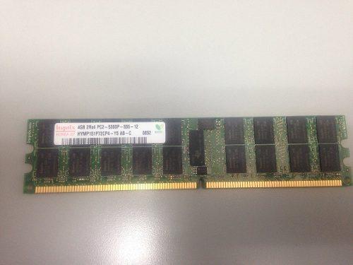 Memoria De 4 Gb Para Servidores 4 Gb 2rx4 Pcp-