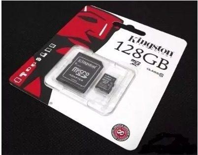 Memoria Micro Sd 128gb Kingston Clase 10