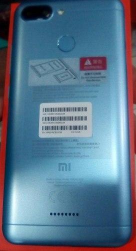 Xiaomi Redmi 6. 3gb Ram 32gb Memoria. 150 Verdes.
