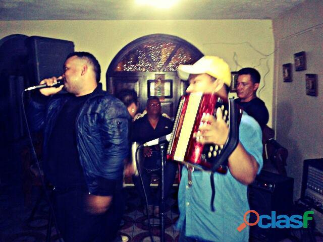 conjunto vallenato, grupo de vallenato en vivo
