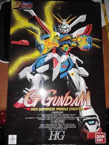 God Gundam Hg  Bandai Original