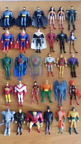 Liga De La Justicia Batman Superman Aquaman Linterna Flash