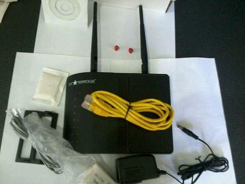 Módem Starbridge Nuevo 3 En 1 (módem, Wifi & Router)