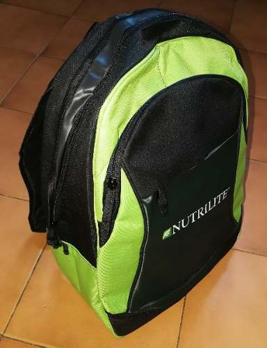 Morral Nutrilite Amway