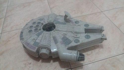 Nave Halcon Milenario Star Wars Original