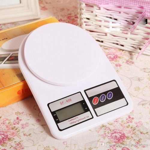 Peso Balanza Digital Cocina Reposteria 7 Kg Kilos Gramos Gr
