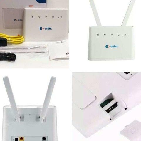 Router Entel B310 Para Punto De Venta