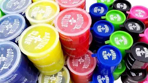Slime De Colores Remate Juguete Oferta