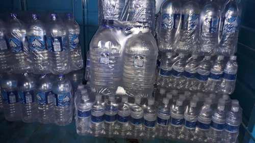 Agua Mineral Fuente Alta Por Paquete Al Mayor
