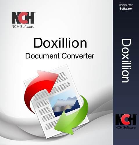 Nch Doxillion, Software Convertidor De Documentos