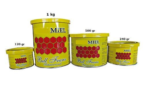 Pigmento Cejas Miel Bell Frankz 1kg (envio Gratis)