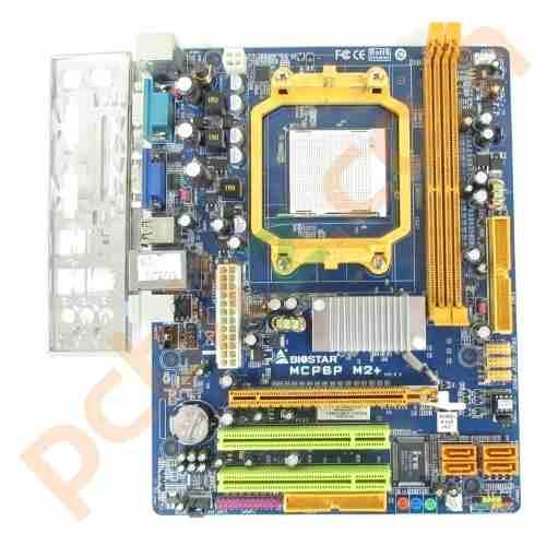 Tarjeta Madre Mcp6p M2+ 2gb Memoria Y Procesador Athlon Ll