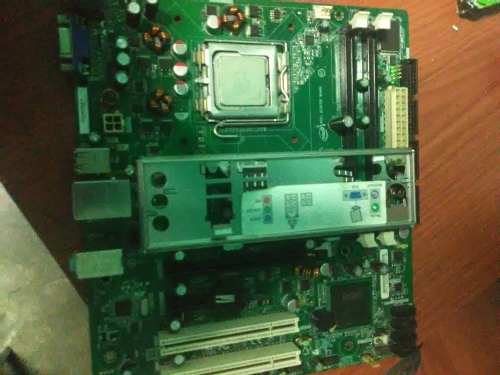 Tarjeta Madre Pentium R Dual Core