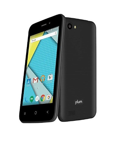 Telefono Android 6.0 Plum Axe 4 5mpx 8gb Doble Sim 3g/h+