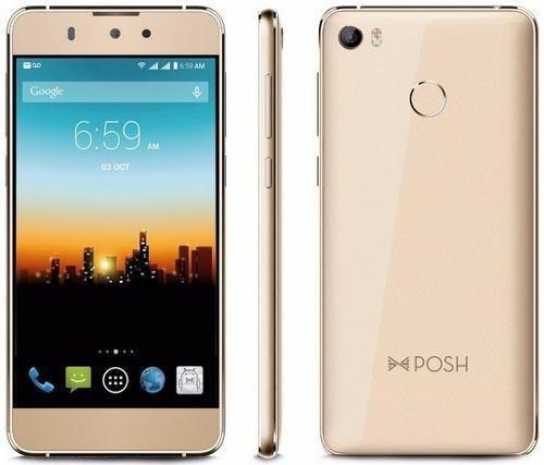 Telefono Celular Android Posh Revel S500 Doble Sim Como Nvo