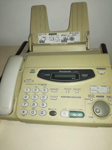 Telefono Fax Panasonic Kx Fp105