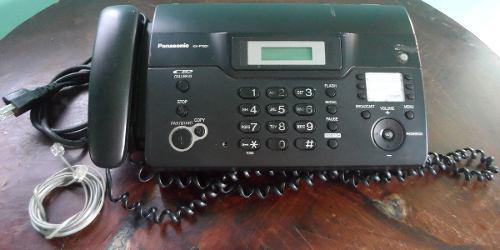 Telefono Fax Panasonic Usada
