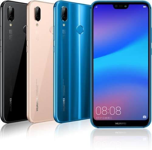 Telefono Huawei P20 Lite 4gb+mp Android 8.1 En 265us