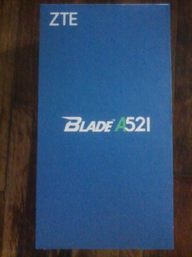 Telefono Zte Blade A521. Liberado Levanta 4g Para Todas
