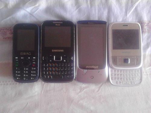 Teléfonos Para Repuestos O Reparar Diferentes Marcas.