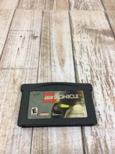 Bionicle Para Game Boy Advance