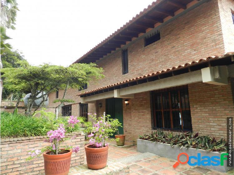 Casa en Venta Alto Hatillo MG1 MLS17-12787