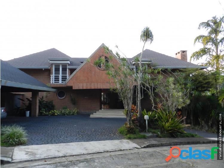 Casa en Venta Alto Hatillo MG1 MLS18-3639