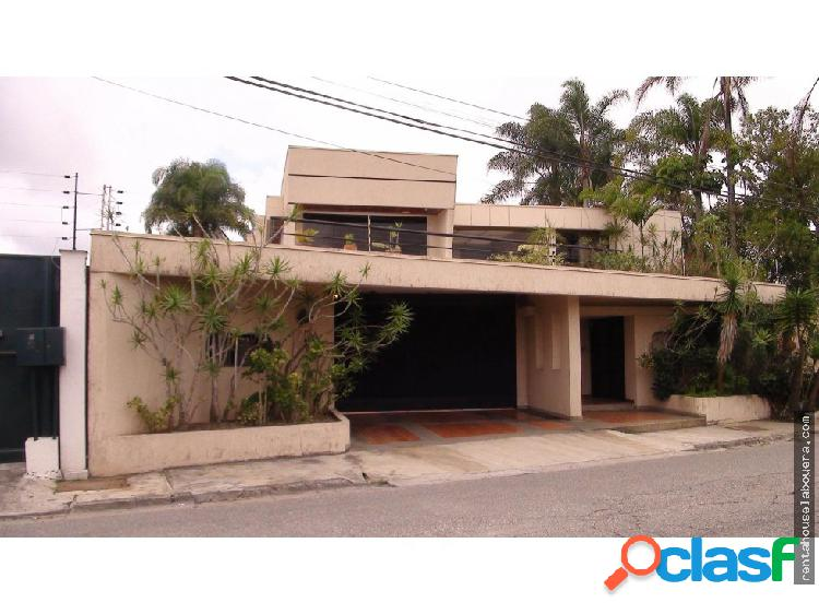 Casa en Venta Alto Hatillo MG1 MLS19-2963