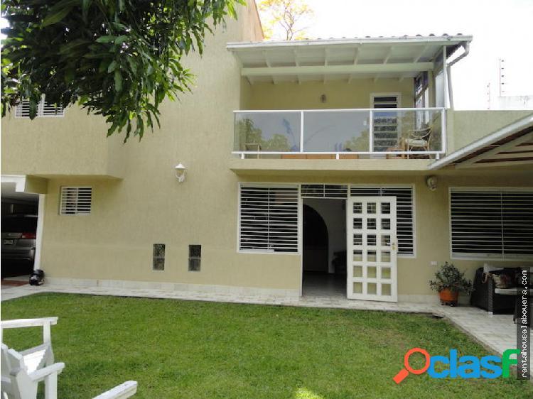 Casa en Venta El Cafetal KC1 MLS17-4242