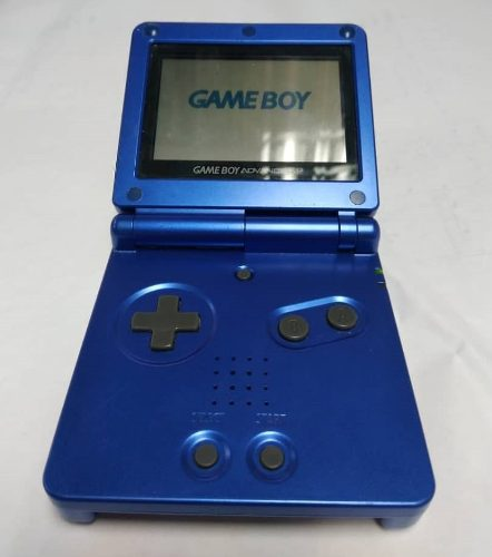 Consola Nintendo Game Boy Advance Sp 001