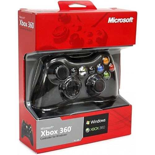 Control De Xbox 360 Y Pc Alambrico Nuevo Caja Sellada