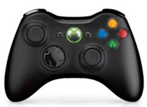 Control Inalambrico De Xbox 360 Poco Uso