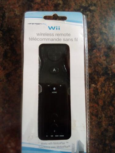 Control Original Wii Remote Para Wii/wii U Nuevo En Su Caja