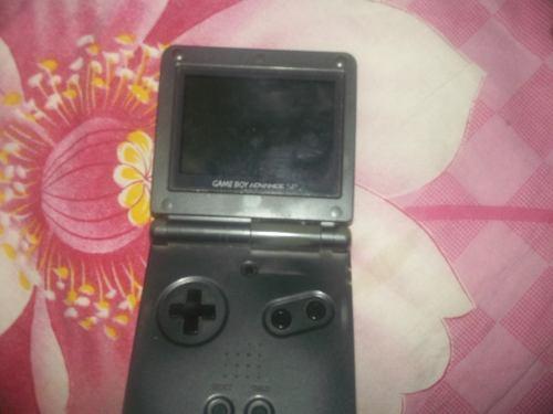 Game Boy Advance Gba Sp Con Cargador