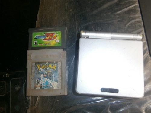 Game Boy Advance Sp Sin Cargador