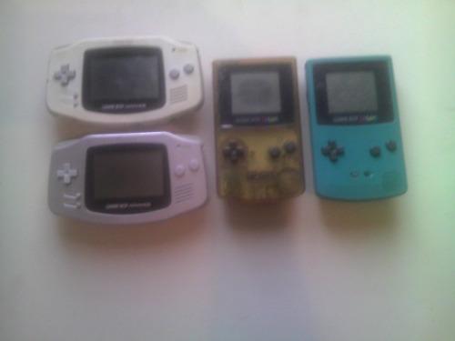 Game Boy Color Game Boy Advance