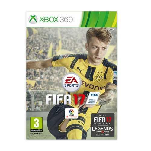 Juego Fifa 17 Para Xbox 360 Totalmente Original