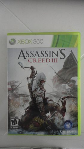 Juego Para Xbox 360 Creed Iii