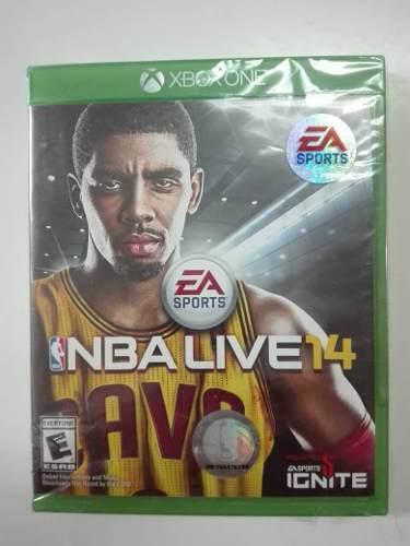 Juego Para Xbox One Nba Live14