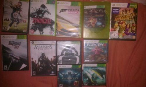 Juegos Xbox 360 Combo Oferta