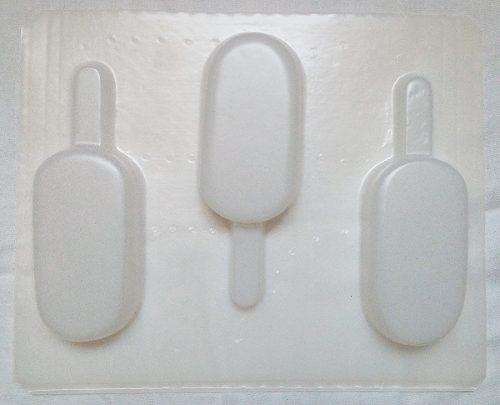 Moldes De Plástico Para Helados De Paleta