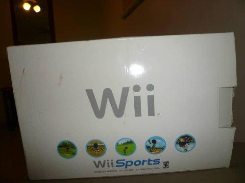 Nintendo Wii Con Accesorios Juegos Controles