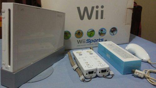 Oferta Excelente Consola Nintendo Wii + 20 Juegos