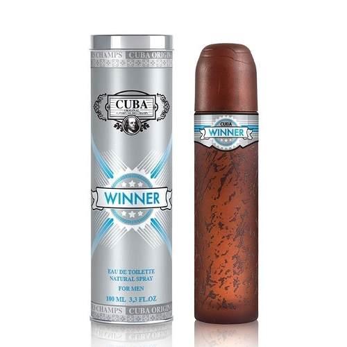 Perfume Cuba Winner De 100 Ml Original - Como Invictus