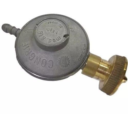 Regulador De Gas. 10kg.